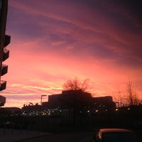 Photo taken at Greenwich DLR Station by Adah P. on 1/2/2013