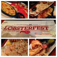 Photo taken at Red Lobster by Max S. on 3/12/2013