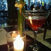 Das Foto wurde bei MozzarellA Restaurant & Bar von Victoria S. am 7/23/2013 aufgenommen