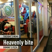 Photo taken at Domino's Pizza by Media S. on 7/8/2014