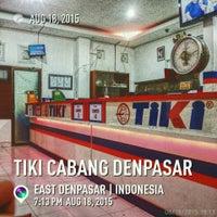 Photo taken at TIKI - Titipan Kilat by Media S. on 8/18/2015