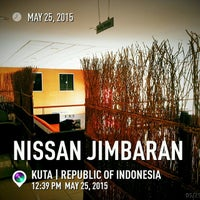 Photo taken at Nissan Nusa Dua by Media S. on 5/25/2015