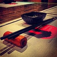 Photo taken at Oishi Sushi Jap Resto by Ella C. on 8/10/2013