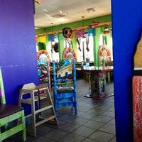 Photo taken at La Fiesta Mexican Restaurant by Amie W. on 4/6/2013