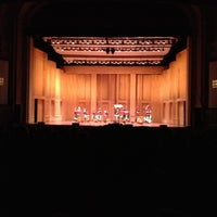 Photo taken at Copley Symphony Hall by Sean M. on 11/12/2012