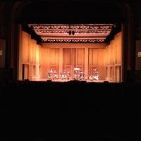 11/12/2012 tarihinde Sean M.ziyaretçi tarafından Copley Symphony Hall'de çekilen fotoğraf