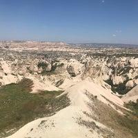 4/29/2018 tarihinde Ahmet A.ziyaretçi tarafından Kapadokya Panorama Teras Kafe'de çekilen fotoğraf