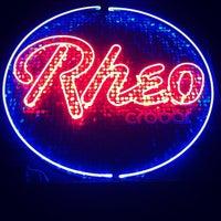 Photo taken at Rheo by Allan L. on 12/25/2012