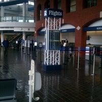 Photo taken at Roanoke-Blacksburg Regional Airport (ROA) by Colby D. on 11/1/2012