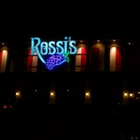 Photo taken at Rossi's Italian Restaurant by Colby D. on 1/1/2013