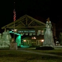 Photo taken at Great Wolf Lodge by Colby D. on 2/6/2013