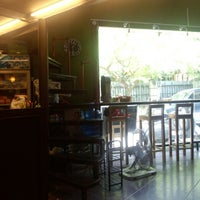 Photo taken at Book coffee shop by tiendatle on 8/1/2013