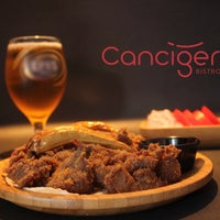 Photo taken at Canciğer Bistro by Canciğer Bistro on 9/18/2014