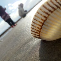 Photo taken at New Damietta Beach by Nur Khaleela K. on 1/7/2015