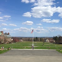 Photo taken at Colby College by Sam F. on 4/28/2013