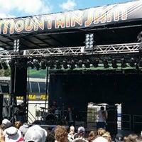 Photo taken at Mountain Jam by Chris S. on 6/6/2015