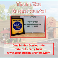 Photo taken at Brother's Pizza by Brother's Pizza on 10/22/2014