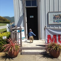 Photo taken at Tiburon Railroad & Ferry Depot Museum by Ariel B. on 6/7/2014