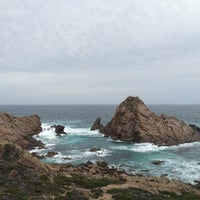 Photo taken at Sugarloaf Rock by Martijn t. on 6/7/2014