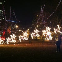 Photo taken at Pere Marquette Park by mS.LyNn 💋 on 11/20/2012