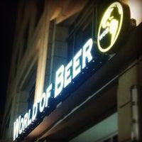 Foto scattata a World of Beer da Mark P. il 7/28/2013