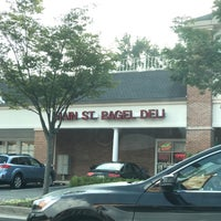 Photo taken at Main Street Bagel Deli by Mark P. on 9/17/2017