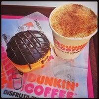 Foto tomada en Dunkin' Coffee por Juanma G. el 7/23/2013