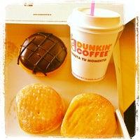 Foto tomada en Dunkin' Coffee por Juanma G. el 7/22/2013