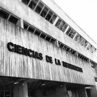 Foto tomada en Facultad de Ciencias de la Información (UCM) por Juanma G. el 4/18/2013