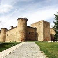 Photo taken at Castillo De Valdecorneja by Juanma G. on 10/25/2015