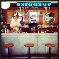 Photo taken at The Ice Cream Bar Soda Fountain by Susan H. on 12/29/2012
