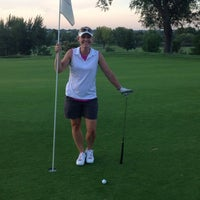 Photo taken at Applewood Golf Course by Tracy H. on 9/16/2014