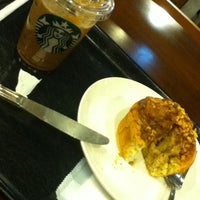 Photo taken at Starbucks by tycho 1. on 10/24/2012