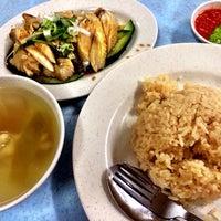 Photo taken at Uncle Lim Pan Mee by Hirotaka O. on 4/19/2014