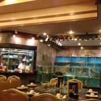 Photo taken at Hong Kong Saigon Seafood Harbor Restaurant by Jinup K. on 12/13/2012