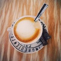 Photo taken at Ingredients: cafè by Ksenia K. on 11/6/2014