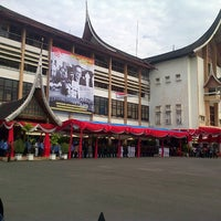 Photo taken at Kantor Gubernur Sumatera Barat by asriel c. on 8/17/2013