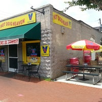 Photo taken at Hot Dog Heaven by jimmy on 6/26/2013