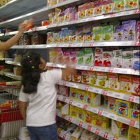 Photo taken at Carrefour by Awi W. on 10/21/2012
