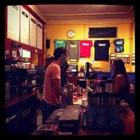 Photo taken at Café Mambo by Jen R. on 1/26/2013