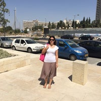 Photo taken at Ministey Of Foreign Affairs - משרד החוץ by Estee C. on 9/17/2014