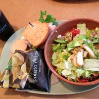 Photo taken at Panera Bread by Ethan P. on 2/15/2013