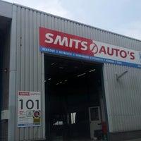 Photo taken at smits auto's by Jan W. on 7/11/2014