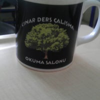 Photo taken at Çınar Ders Çalışma ve Okuma Salonu by Adnan F. on 4/6/2015