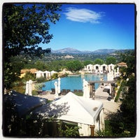 Photo taken at Four Seasons Resort Provence at Terre Blanche by Brian K. on 9/24/2012