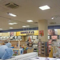Photo taken at ベビーザらス 豊中店 by Takashi R. on 11/10/2012