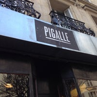 Photo taken at Pigalle Neuf Store by Hiroshi Y. on 2/27/2014