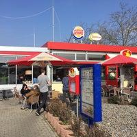 Photo taken at Burger King by Fredrik Ö. on 3/10/2016