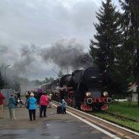 Photo taken at Rabka Zdrój by Honza P. on 8/24/2014