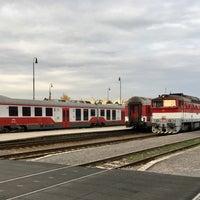Photo taken at Železničná stanica Prievidza by Honza P. on 11/5/2017